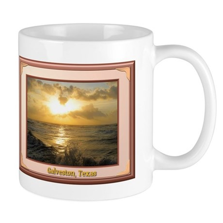 Galveston Sunrise Mug       