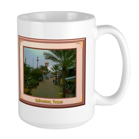 Galveston Large Mug
