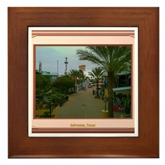 Galveston Framed Tile