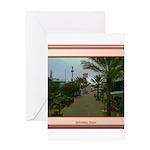 Galveston Greeting Card