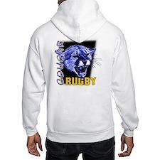 Arlington Catholic Cougar Rugby Hoodie