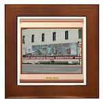 Bowie Framed Tile