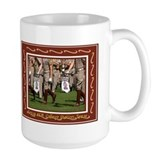 A&amp;M #4 Coffee Mug