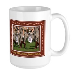 A&M #4 Large Mug