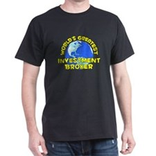 World's Greatest Inves.. (D) T-Shirt