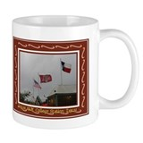 A&amp;M #2 Small Mug