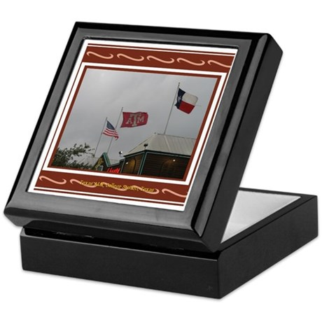 A&M #2 Keepsake Box