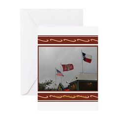 A&M #2 Greeting Card