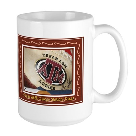 A&M #1 Large Mug 