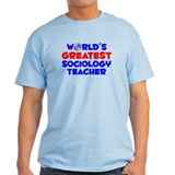 World's Greatest Socio.. (A) T-Shirt