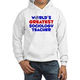 World's Greatest Socio.. (A) Jumper Hoody