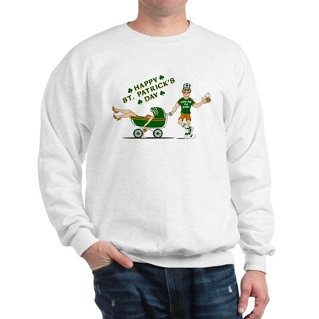 Happy St. Patrick's Day Sweatshirt