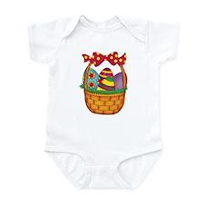 Easter Basket Infant Bodysuit