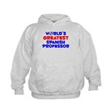 World's Greatest Spani.. (A) Hoodie