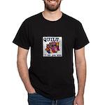 Quilt Till You Wilt Dark T-Shirt
