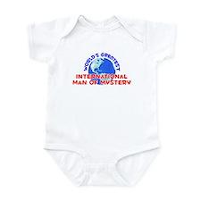 World's Greatest Inter.. (E) Infant Bodysuit