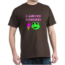 I LICKED CANCER T-Shirt