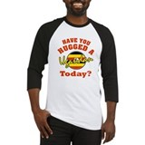 Have you hugged a Ugandan today? Baseball Jersey