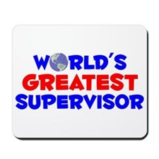 World's Greatest Super.. (A) Mousepad