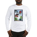 Bird Watching @ Heceta Lighthouse Long Sleeve T-Sh