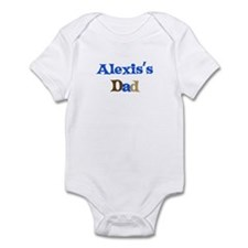 Alexis's Dad Infant Bodysuit
