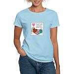 Quilt - Blanket of Love Women's Light T-Shirt