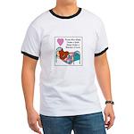 Quilt - Blanket of Love Ringer T