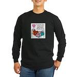 Quilt - Blanket of Love Long Sleeve Dark T-Shirt