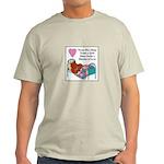 Quilt - Blanket of Love Light T-Shirt