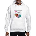 Quilt - Blanket of Love Hooded Sweatshirt