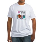 Quilt - Blanket of Love Fitted T-Shirt