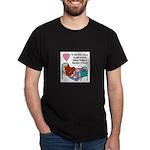 Quilt - Blanket of Love Dark T-Shirt