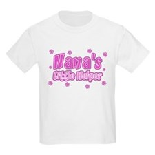 Pink Nana's Little Helper T-Shirt