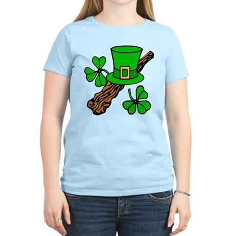 Irish Shillelagh Women's Light T-Shirt