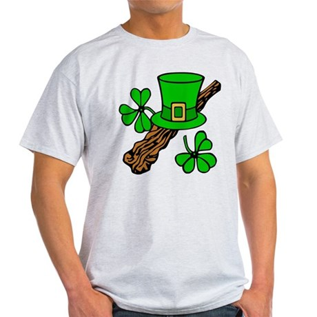 Irish Shillelagh Light T-Shirt