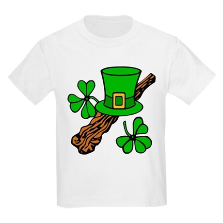 Irish Shillelagh Kids Light T-Shirt