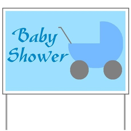 baby gifts baby yard signs baby boy shower sign
