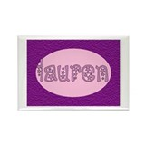 Lauren Rectangle Magnet (10 pack)