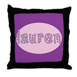 Lauren Throw Pillow