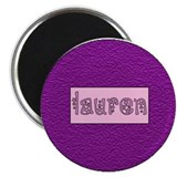 "Lauren 2.25"" Magnet (100 pack)"