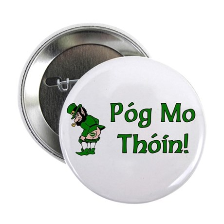 Pog Mo Thoin 2.25&quot; Button