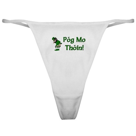 Pog Mo Thoin Classic Thong