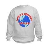 World's Greatest Ostler (F) Sweatshirt