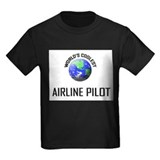 World's Coolest AIRLINE PILOT T
