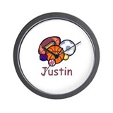 Justin Wall Clock