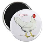 Leghorn White Hen 2.25