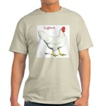 Leghorn White Hen Light T-Shirt