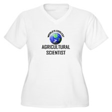 World's Coolest AGRICULTURAL SCIENTIST T-Shirt
