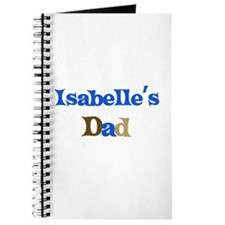 Isabelle's Dad Journal