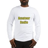 Amateur Radio Long Sleeve T-Shirt